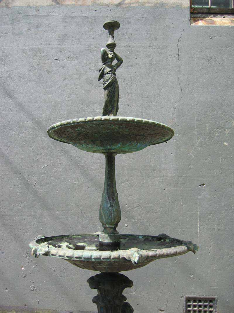 ANGEL FOUNTAIN