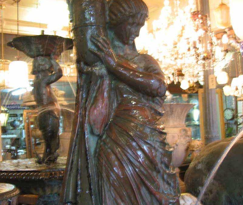 'Rebecca' Fountain